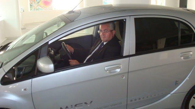 Lungu drivetest cu o masina electrica