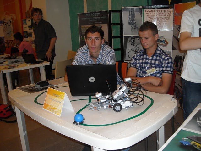 """Concursul Naţional de Creativitate Ştiinţifică şi Tehnică """"Inventica""""4"""