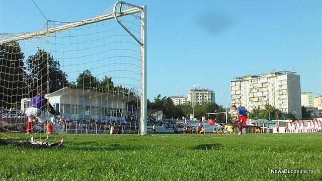 areni fotbal penalti