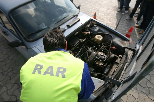 RAR control