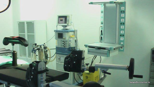 laborator spital