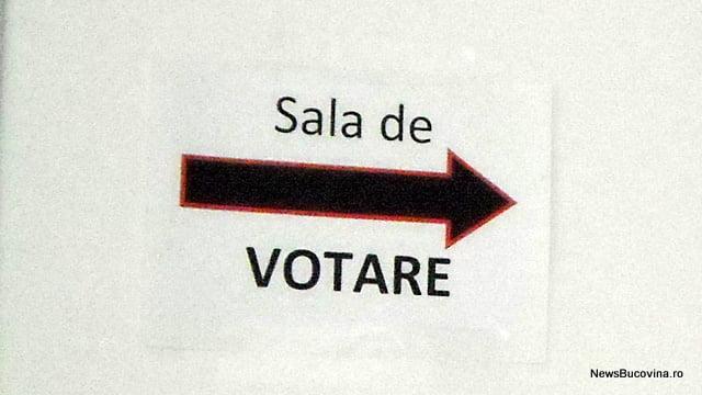 Sala de votare