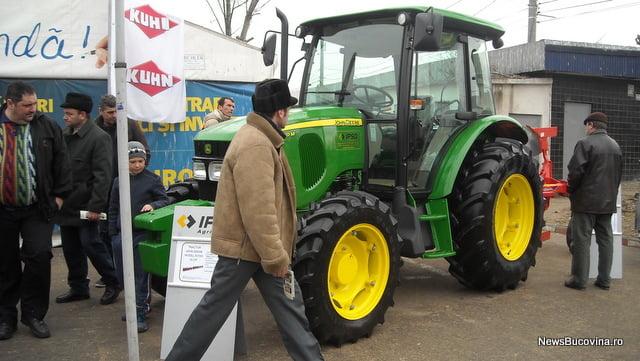 utilaje targ agro expo bucovina 2012