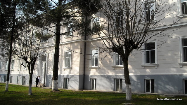 Spitalul vechi Suceava
