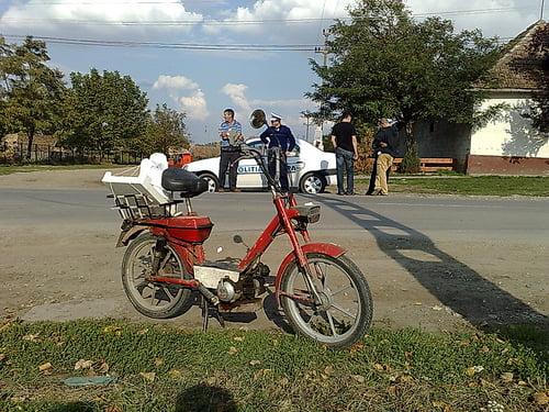 accident moped ziua