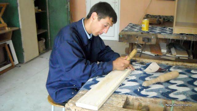 Prelucrarea lemnului CSEI Suceava