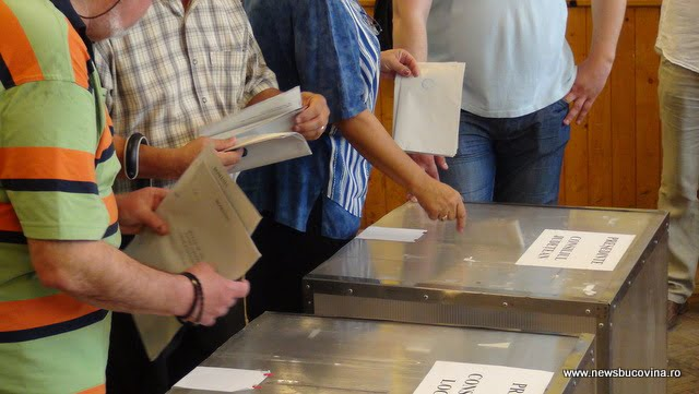 alegeri, urna de vot