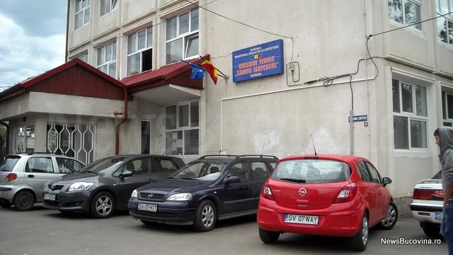 Colegiul Tehnic Samuil Isopescu Suceava