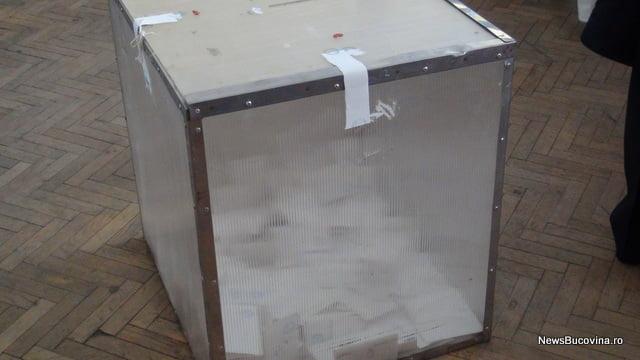urna vot referendum