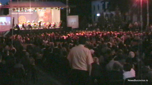 Concert simfonic centru