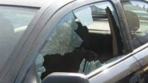 geam spart masina
