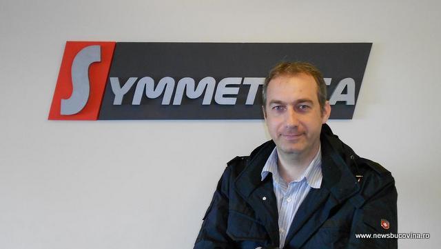Sebastian Bobu, Director Executiv Symmetrica