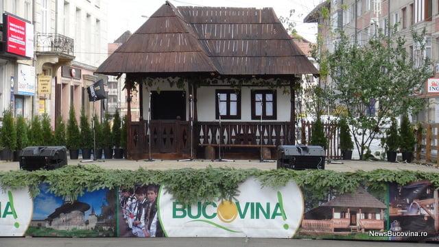 Targul de Turism al Bucovinei