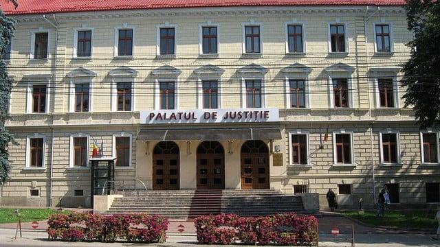 Palatul de Justitie din Suceava