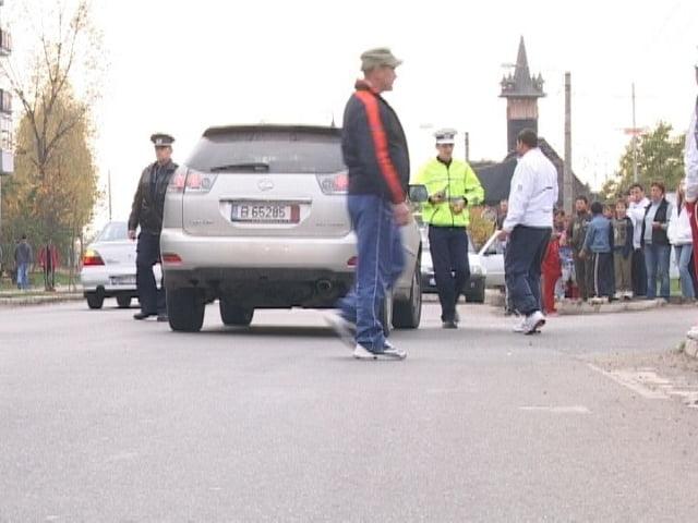 politie accident rutier