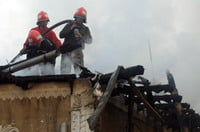 incendiu acoperis