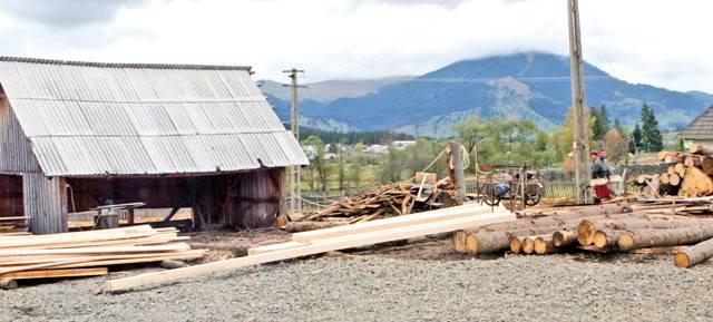 gater debitat lemn