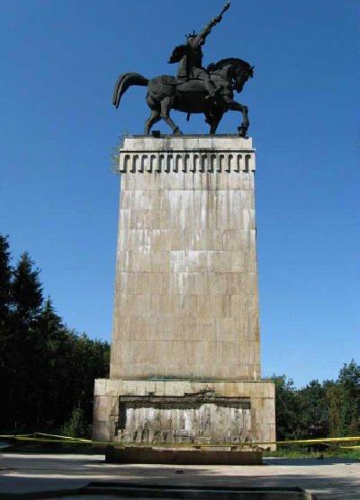 statuie stefan cel mare cetate