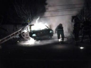 Incendiu autoturism Hantesti 26.11.2009 002