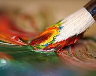 pensula pictura