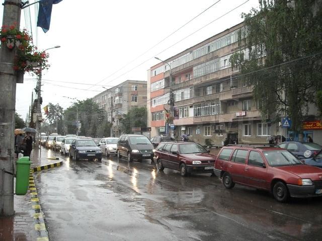 ploaie trafic 1