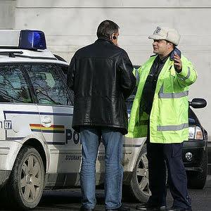 politist verificare