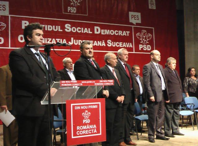 liga alesilor locali PSD 1