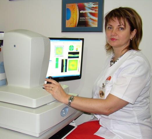 Dr Cristina David