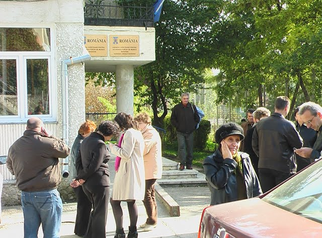 protest AJOFM Suceava