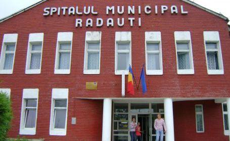 spital municipal radauti