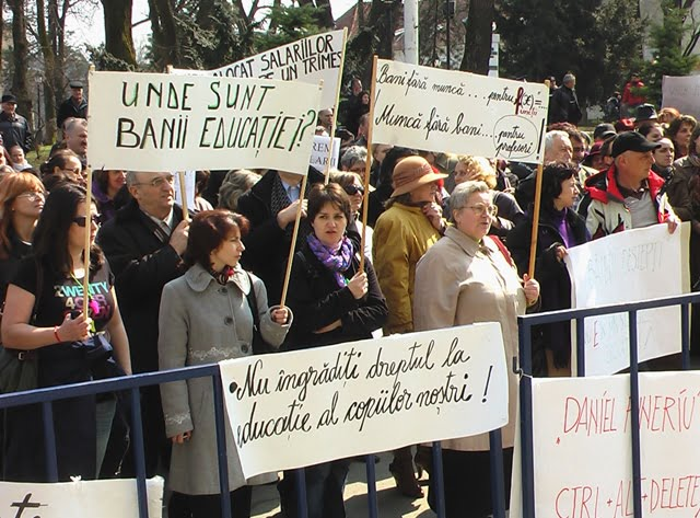 protest profesori 4