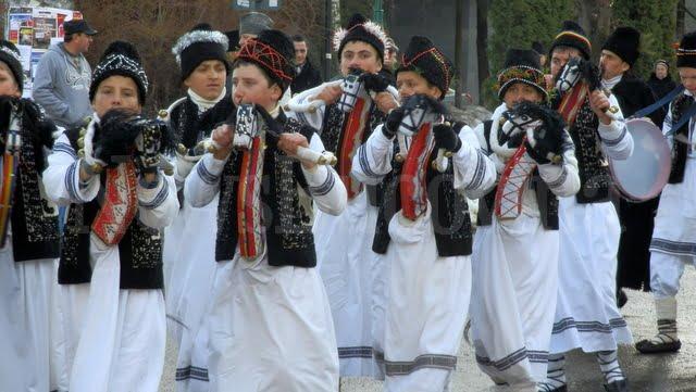 Festivalul obiceiurilor de iarna10