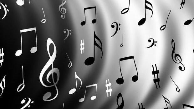 muzica, note muzicale