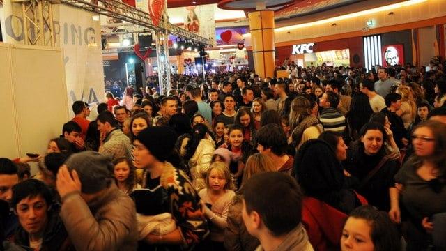 Targ de nunti Bucovina, Shopping City Suceava