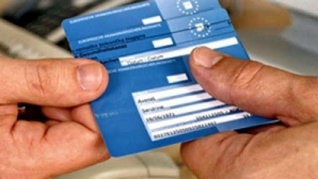 carduri europene de asigurari sociale de sanatate