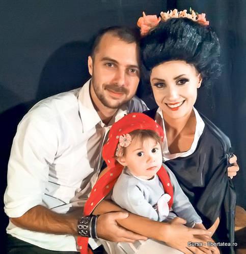 Bebelusa si Florin Budnaru