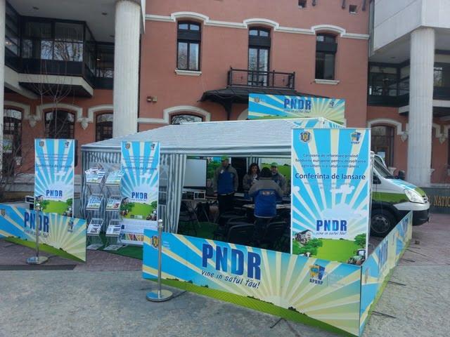 Caravana PNDR