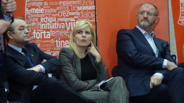 Elena Udrea, Boc, Onofrei