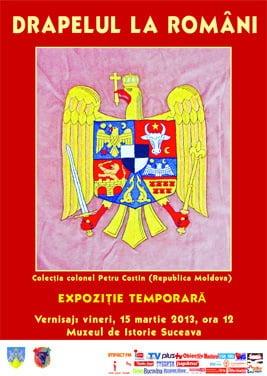 Drapelul la romani