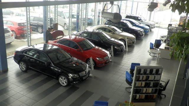 Mercedes-Benz Suceava