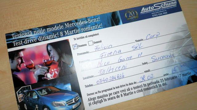 castigator tombola Mercedes
