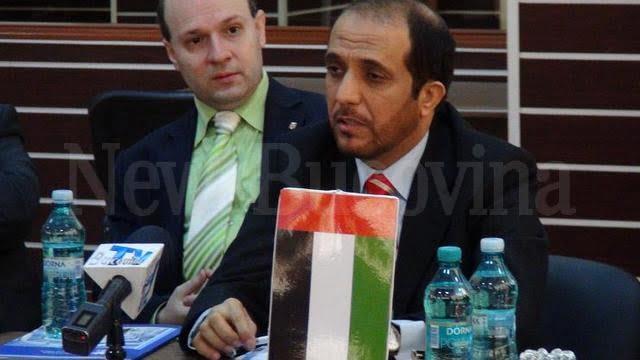 ambasadorul emiratelor arabe unite
