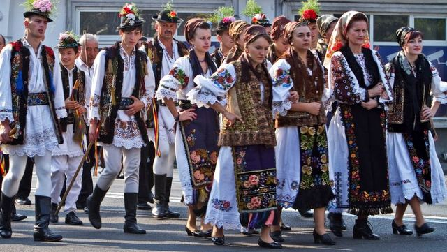 festival-concurs judetean de folclor