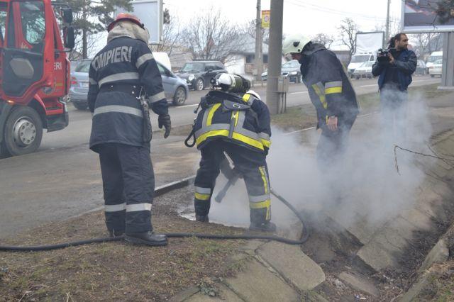 pompieri calea unirii 1