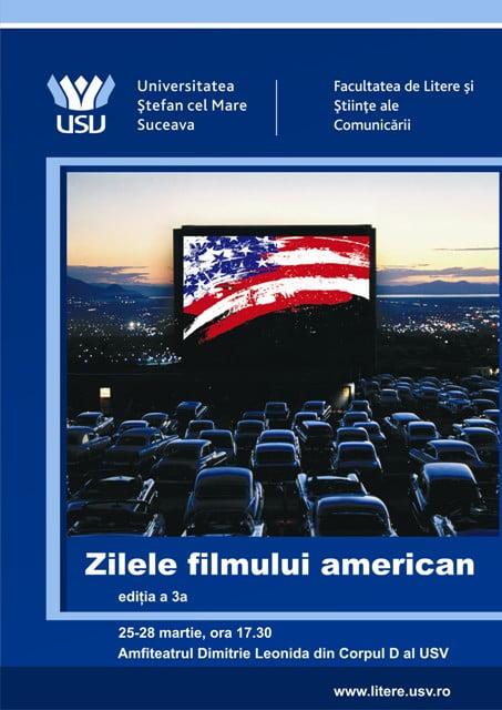 Zilele filmului american 2013