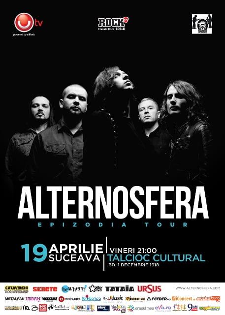ALTERNOSFERA. EPIZODIA TOUR. SUCEAVA