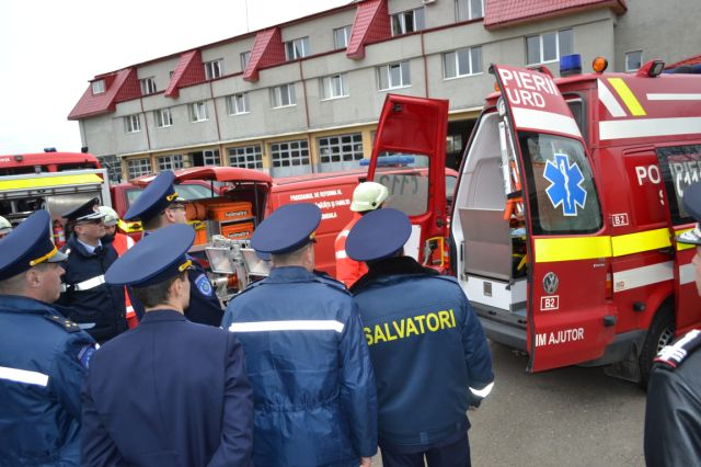 pompieri rep.moldova la ISU 2