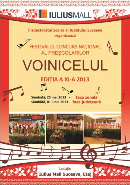 Festivalul Voinicelul_IM SV_2013