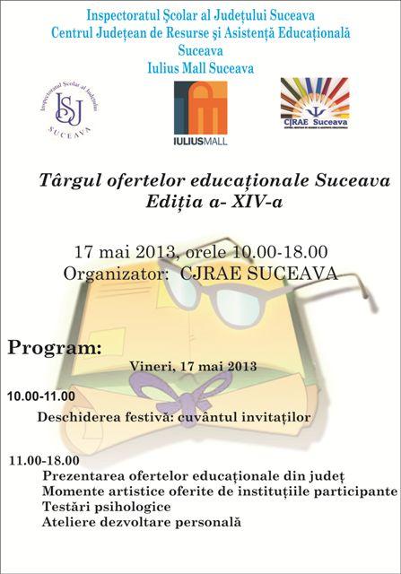 Târgul_Ofertelor_Educaţionale_IM_SV_2013