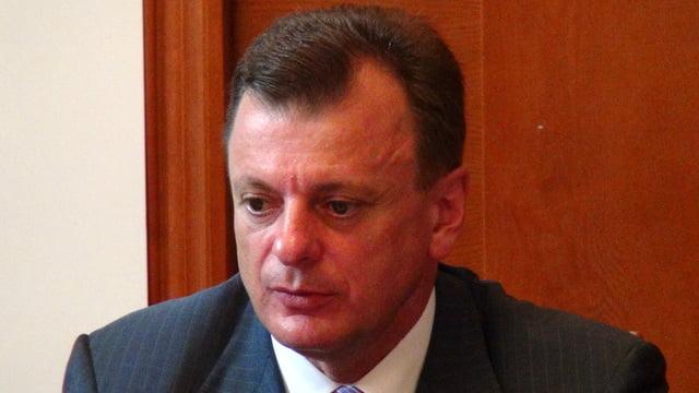 Teofil Bauer ambasadorul Ucrainei